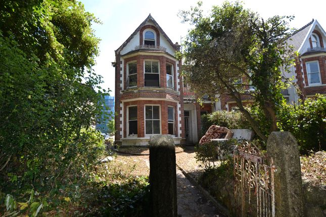 Thumbnail End terrace house for sale in Melvill Road, Falmouth