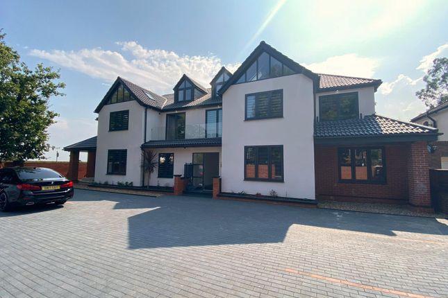Thumbnail Flat to rent in Harefield Road, Uxbridge