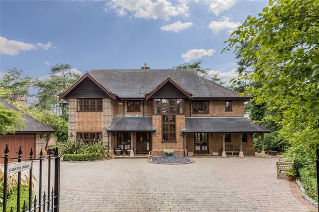 Thumbnail Detached house for sale in The Close, Avon Castle, Ringwood