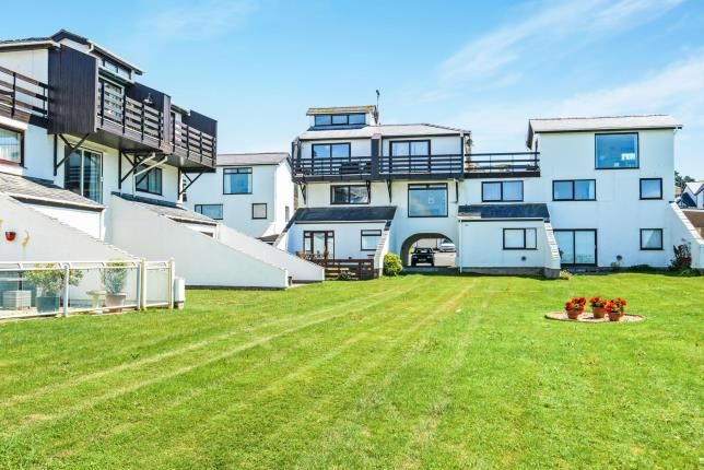 Thumbnail Flat for sale in Deganwy Beach, Deganwy, Conwy
