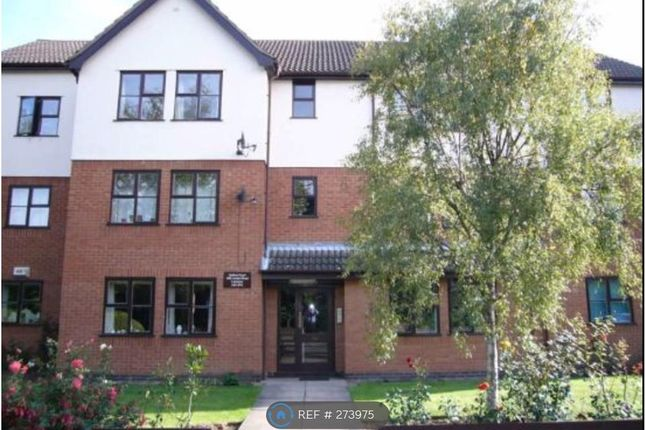 Thumbnail Flat to rent in Guildford Court, Leicester