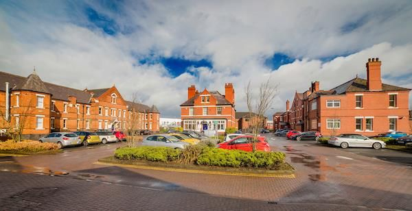 Office to let in Princes Court, Beam Heath Way, Nantwich, Cheshire