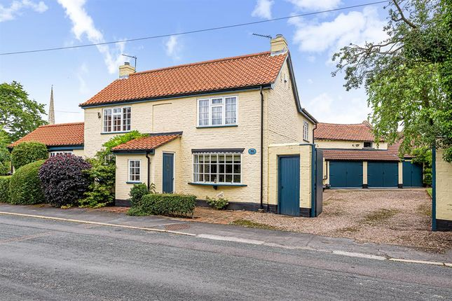 Thumbnail Detached house for sale in Newstead, Mill Lane, Hemingbrough, Selby