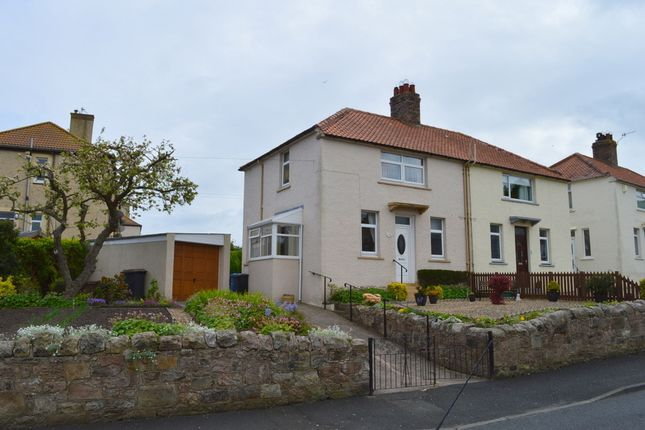 Thumbnail Semi-detached house for sale in West End Road, Tweedmouth, Berwick Upon Tweed, Northumberland