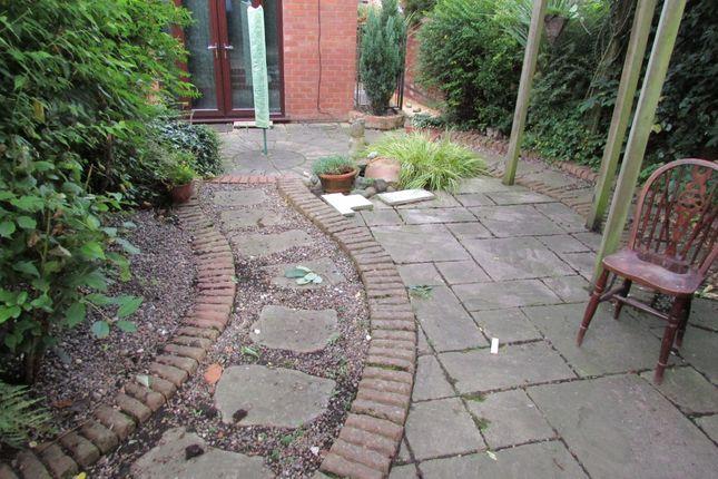 Garden of Park Road, City Centre, Coventry CV1