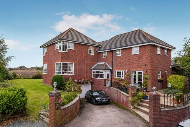 Thumbnail Detached house for sale in Gaw Hill View, Aughton, Ormskirk