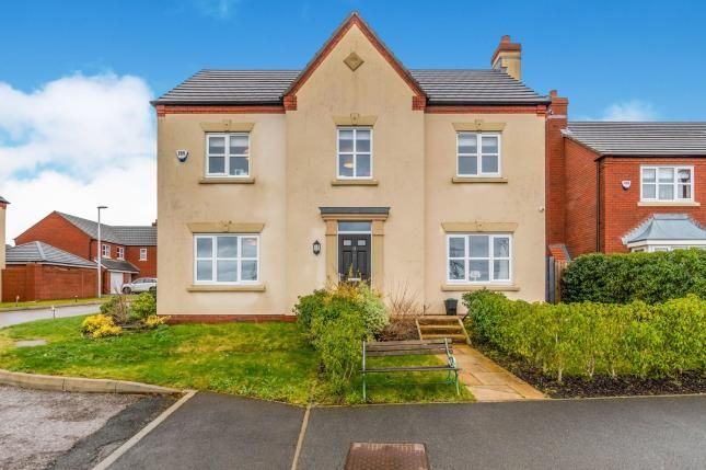 Thumbnail Detached house for sale in Washington Close, St Helens, Merseyside, Uk
