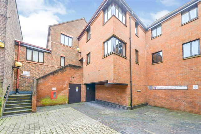 Thumbnail Flat for sale in Victoria Street, St. Albans, Hertfordshire