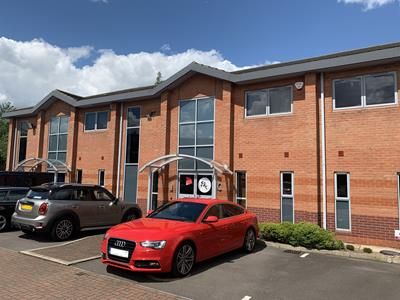 Thumbnail Office to let in Block C, Phoenix Park, Coalville, Leicestershire