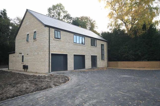 Thumbnail Detached house for sale in Middle Drive, Darras Hall, Newcastle Upon Tyne, Northumberland