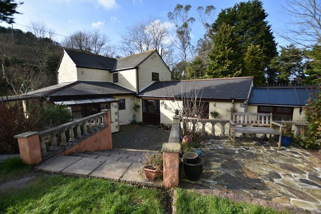 Thumbnail Detached house for sale in Chapel Hill, Brea, Camborne, Cornwall