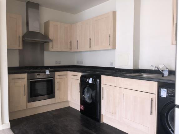 Kitchen of Co Operative House, 263 Rye Lane, London SE15