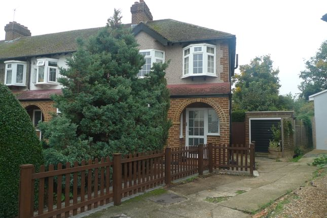3 bed end terrace house for sale in Wills Crescent, Whitton, Middlesex