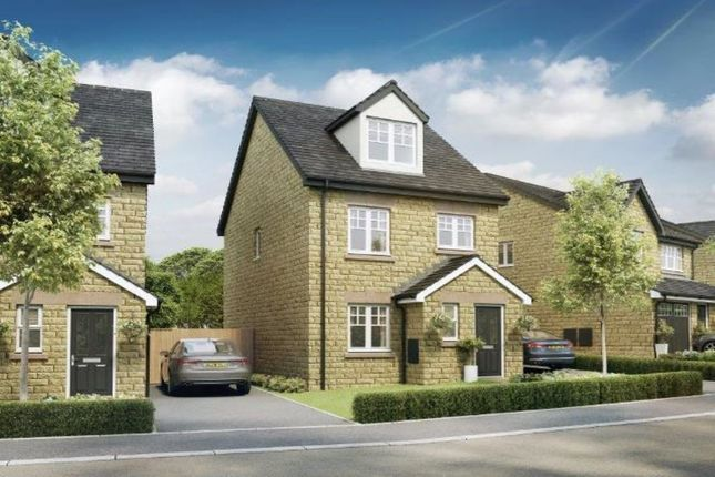 Thumbnail Detached house for sale in Kiddrow Lane, Burnley
