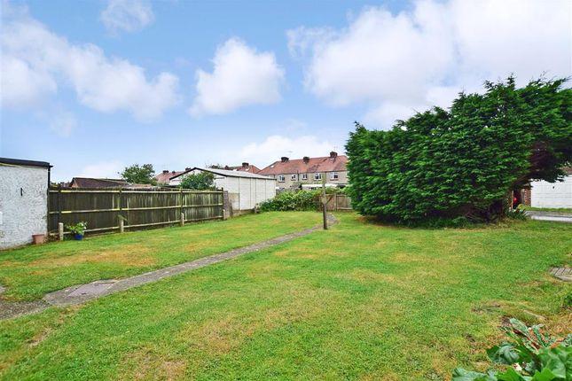 Rear Garden of Dominion Road, Worthing, West Sussex BN14