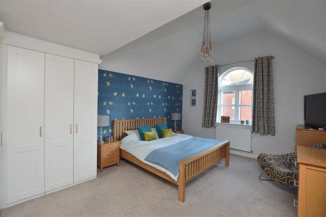Master Bedroom of Haslam Place, Nr Holbrook, Belper, Derbyshire DE56