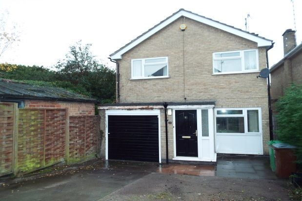 Thumbnail Detached house to rent in Aubrey Road, Carrington