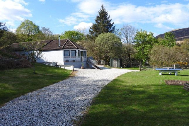 Detached bungalow for sale in Camustianavaig, Braes, Isle Of Skye