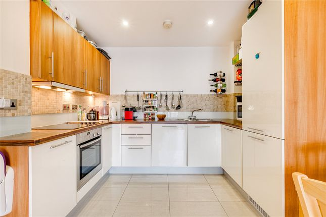 Thumbnail Flat to rent in Charles Court, Larden Road, London