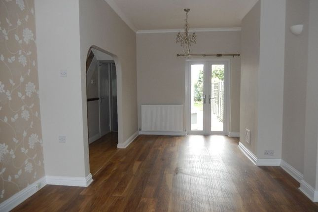 Thumbnail Terraced house to rent in Cheshunt Road, Belvedere