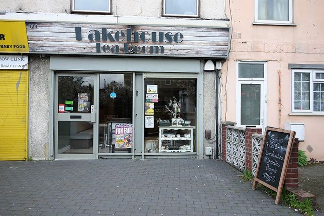 Thumbnail Restaurant/cafe for sale in Cann Hall Road, Leytonstone, London.