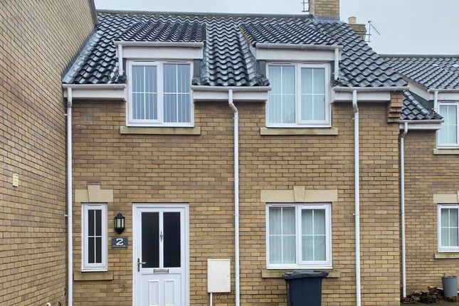 2 bed semi-detached house to rent in Repps Road, Martham, Great Yarmouth NR29