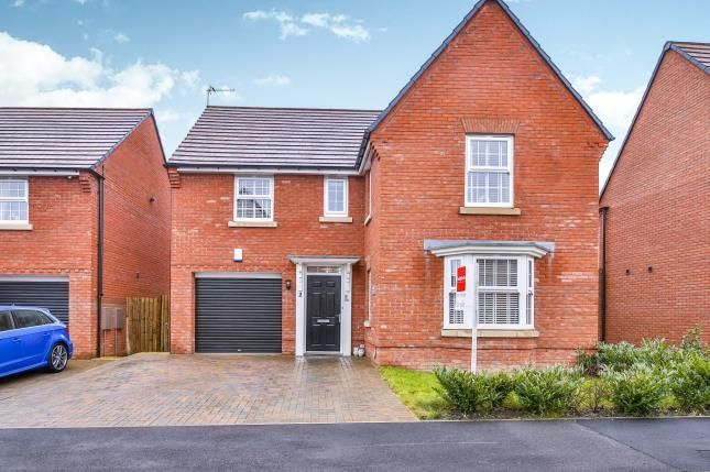 Thumbnail Detached house for sale in Thorncliffe Close, Washington, Tyne And Wear
