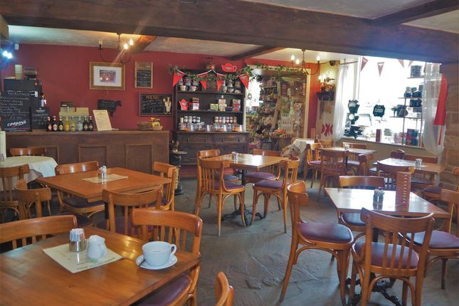Thumbnail Restaurant/cafe for sale in Cafe & Sandwich Bars YO22, Goathland, North Yorkshire