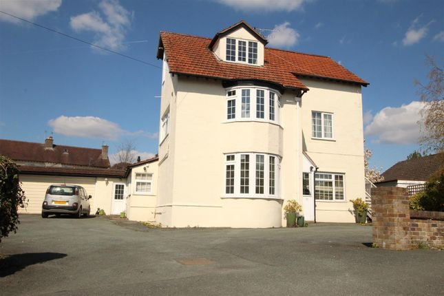 Thumbnail Detached house for sale in Park Drive, Oswestry
