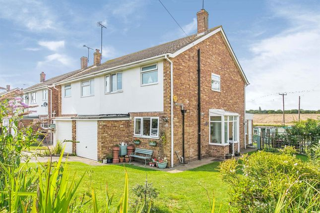 Thumbnail Semi-detached house for sale in Slade Road, Holland-On-Sea, Clacton-On-Sea