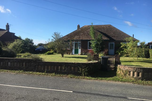 Thumbnail Detached bungalow for sale in Monkton Road, Minster, Ramsgate