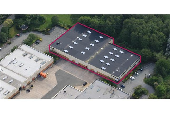 Thumbnail Warehouse to let in Units 4 & 5, Pembroke Court, Runcorn, Cheshire