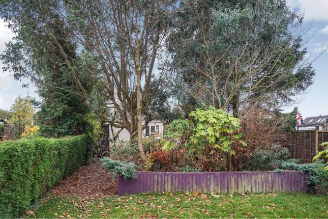 Rear Garden of Sports Road, Glenfield, Leicester LE3