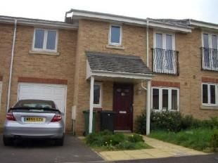 Thumbnail Terraced house to rent in Poppy Close, Luton
