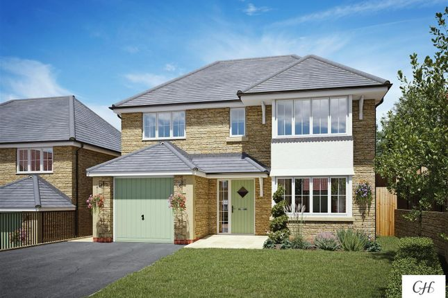Thumbnail Detached house for sale in Plot 7, The Naunton, Corsham Grange