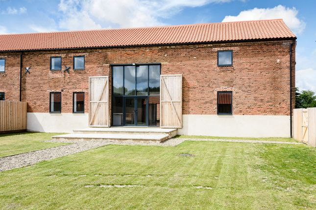 Thumbnail Barn conversion for sale in Cropton Hall Barns, Heydon, Norwich