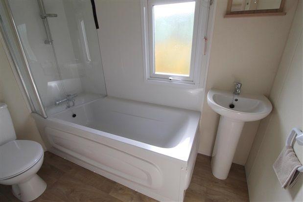 Bathroom of Greensdale Farm, Carr Lane, Morecambe LA3