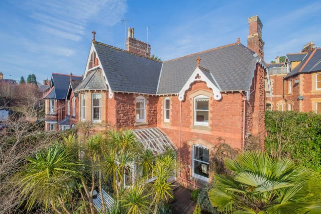 Thumbnail End terrace house for sale in Walnut Road, Torquay