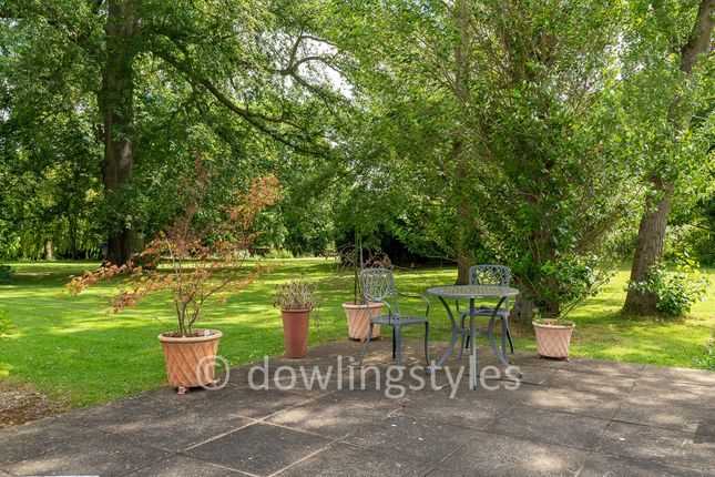 Rear Gardens. of Molesey Park Road, East Molesey KT8