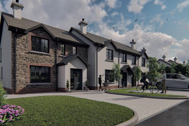Thumbnail End terrace house for sale in The Elm, Gortnessy Meadows, Derry