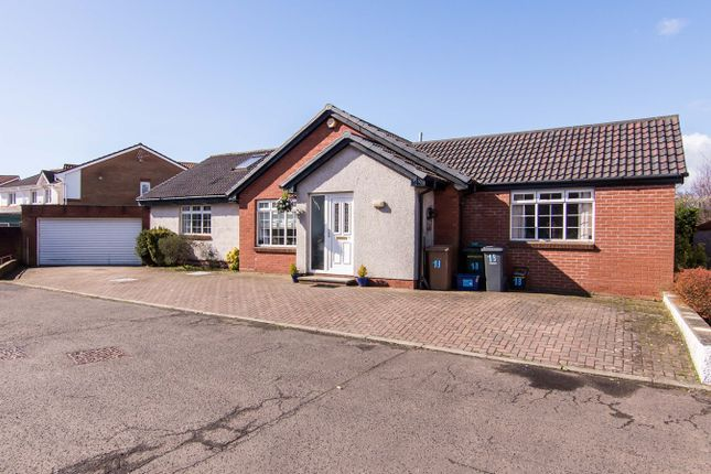 Thumbnail Detached bungalow for sale in Parrotshot, Duddingston, Edinburgh