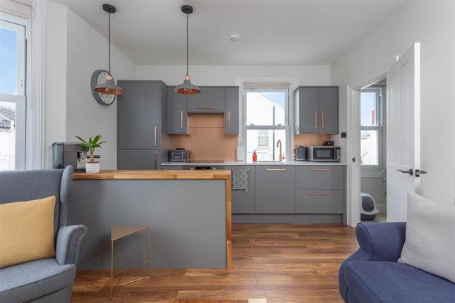Thumbnail Flat for sale in Coleridge Street, Hove