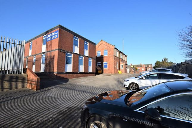 Thumbnail Office for sale in Ramsden Dock Road, Barrow-In-Furness
