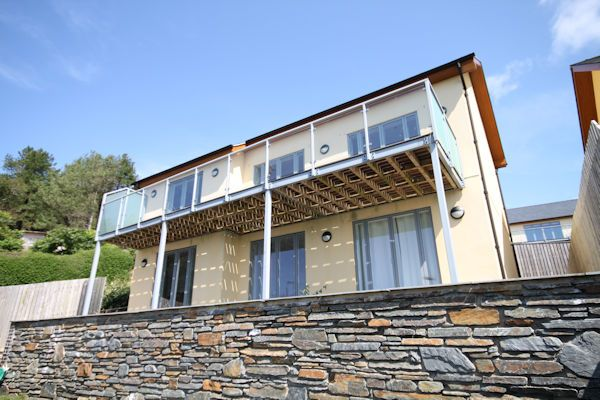 Thumbnail Detached house for sale in Gwalia Road, Aberdovey