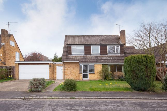 Thumbnail Detached house to rent in Shrimpton Close, Beaconsfield