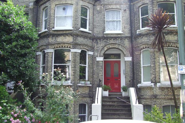 Thumbnail Flat to rent in 72 Denmark Villas, Hove