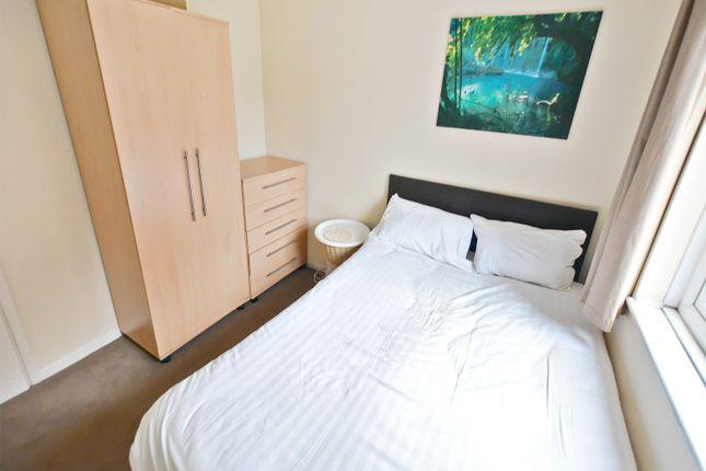 Bedroom of Achilles Close, London SE1
