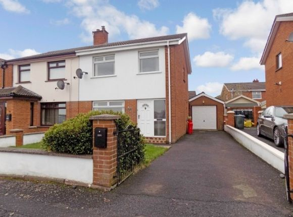 Thumbnail Semi-detached house to rent in Sandown Park, Ballinderry Upper, Lisburn