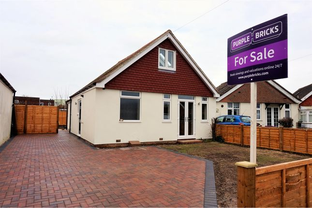 Thumbnail Detached house for sale in Elm Close, Hayling Island