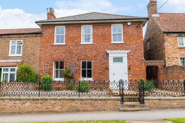Thumbnail Semi-detached house for sale in Main Street, Great Ouseburn, York
